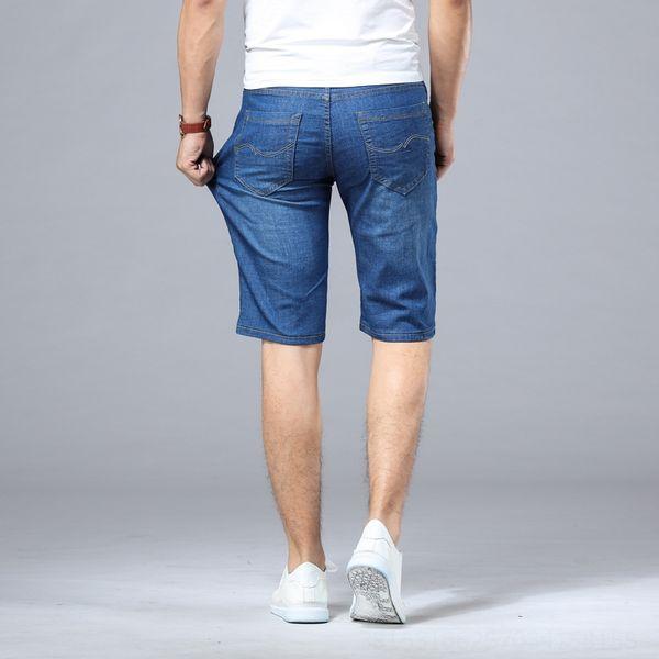 815 Pantalon moyen Bleu clair
