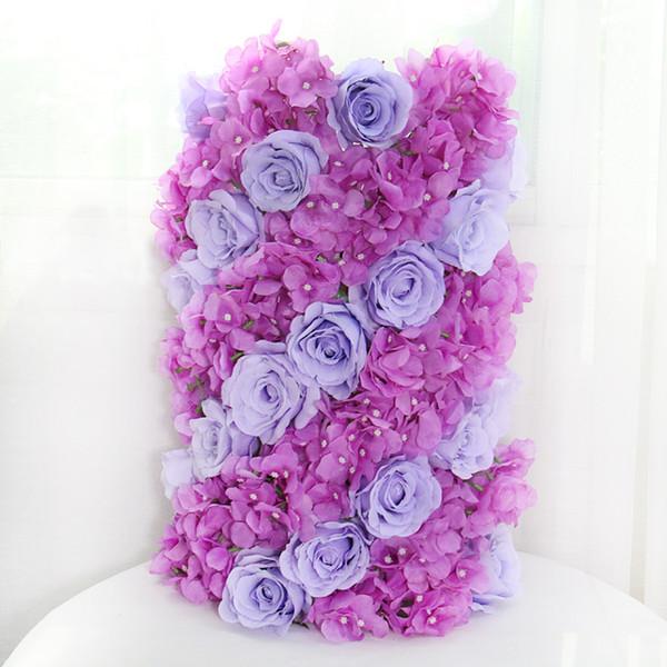 60 cm púrpuras
