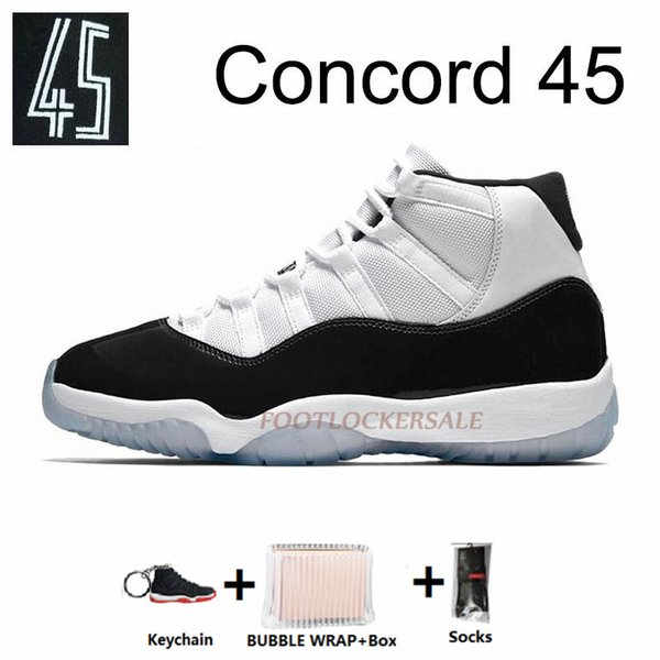 2-Concord High 45