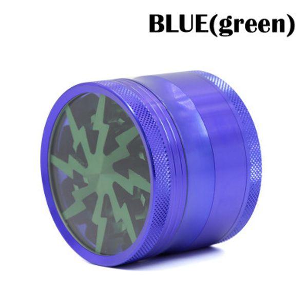 Blu verde)