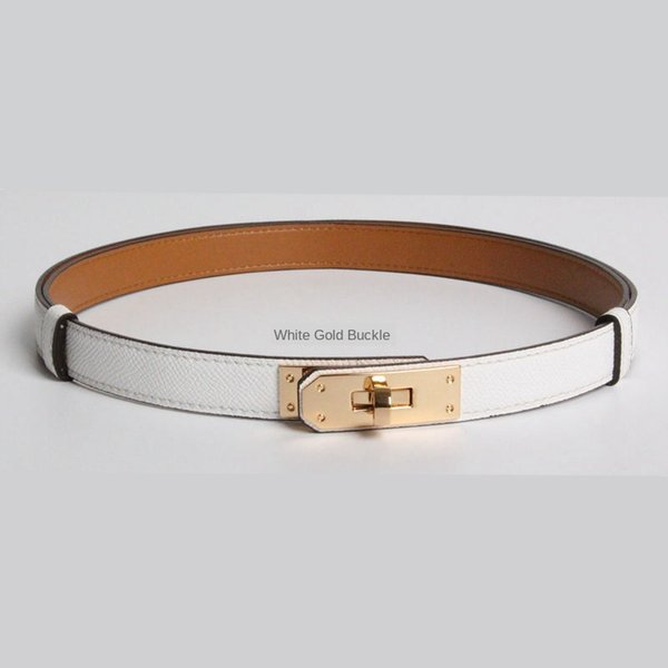 1Pcs_#White/Gold buckle_ID915058
