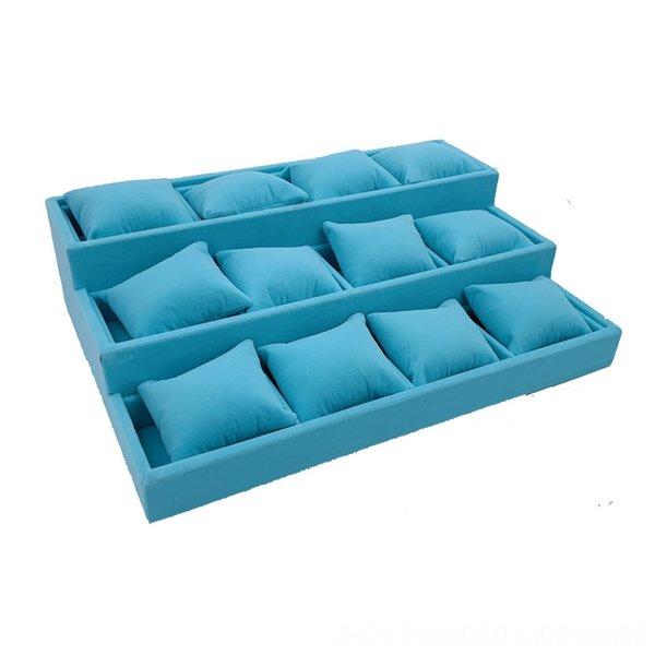 Trois couches bleu clair longueur x largeur 34