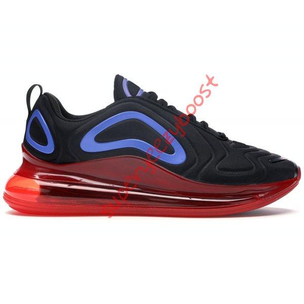 40-45 vermelho azul preto