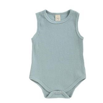 # 4 Твердая Romper младенца