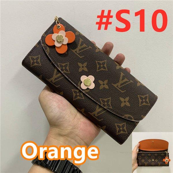 10. kahverengi turuncu