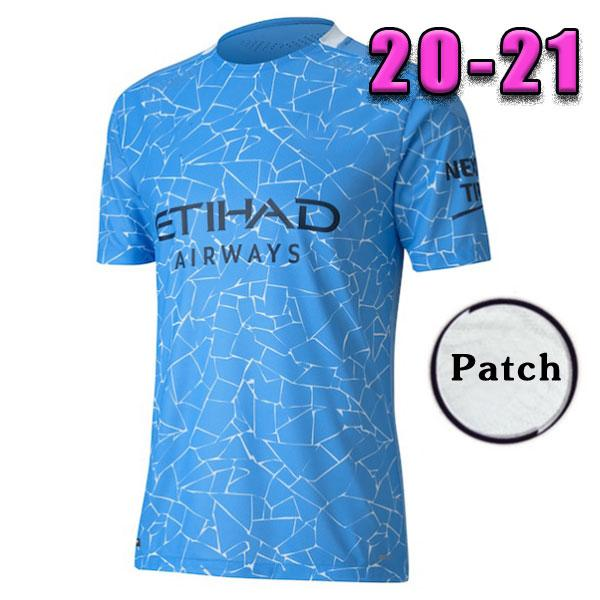 20/21 home men+patch