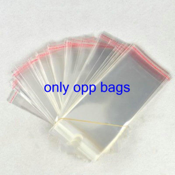 10x14cm bolsos de OPP