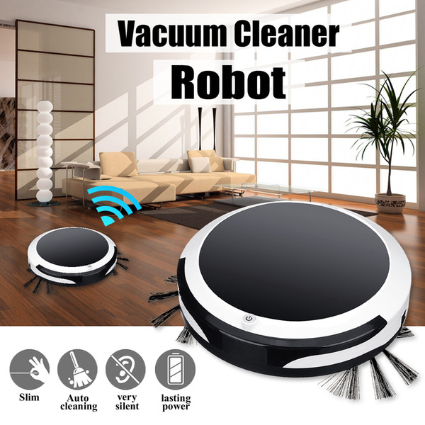 best selling 3in1 Smart Robot Vacuum Cleaner for Home Office Sweeping Robot Sweep Suction Drag Machine 1200PA Wet Dry Vacuum Cleaner Sweeping Y200320