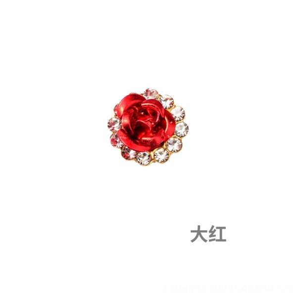 Big Red-9,8 milímetros (100 Piecesxpack) Single L