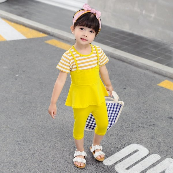 Western Short-sleeved Yellow