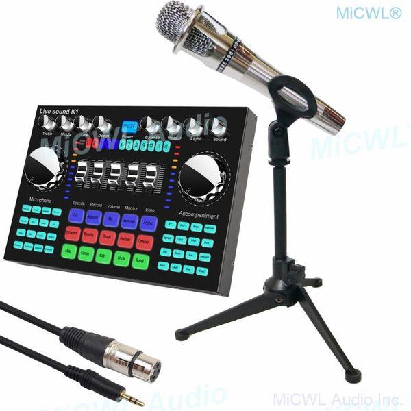 Mixer e300 Mic