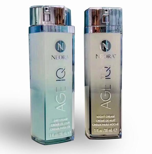 best selling 24hour shipping! Skincare Creame New Version NEORA AGE IQ Cream Day Cream Night Cream 30ml Skin Care Top Quality Version