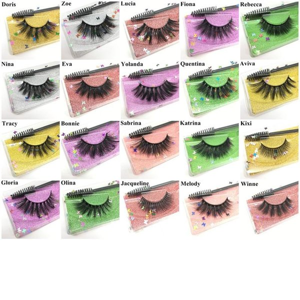 New Lashes set Please leave style name