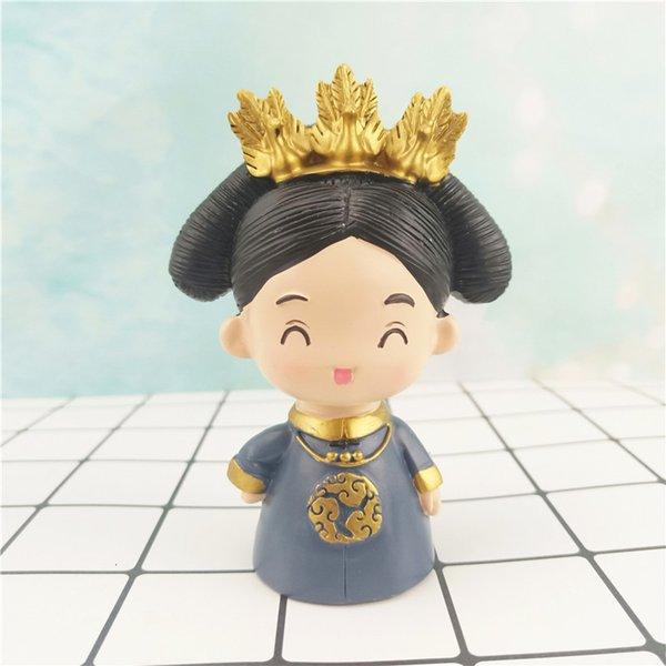 8975 Decoração pequeno b Rainha