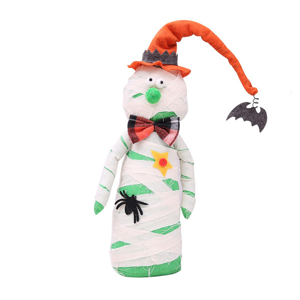 Halloween Long Hat Doll Mummy Style