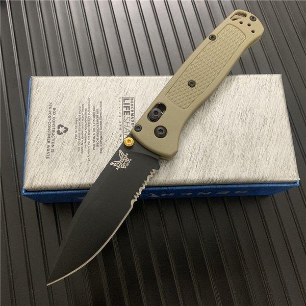 ArmyGreen half blade