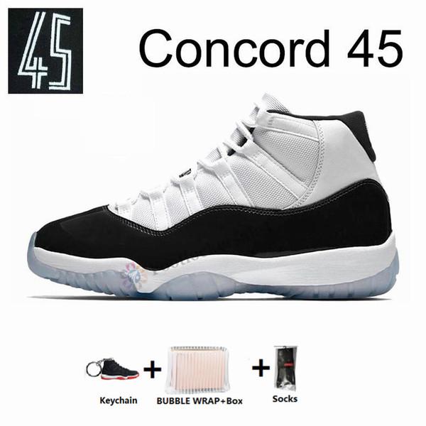11s-Concord 45