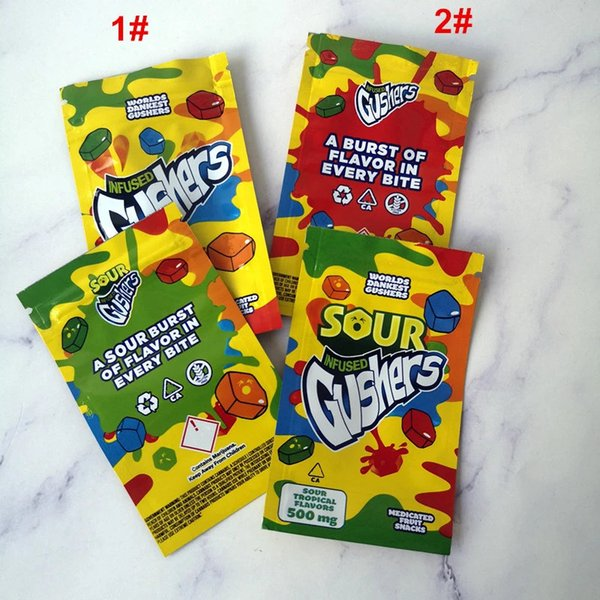 infuse Gushers