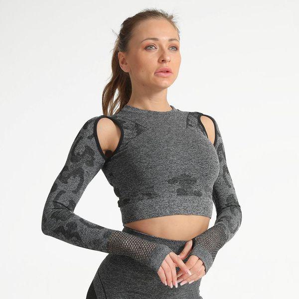Shirt Hemp Grey