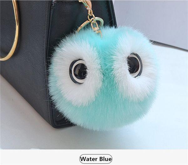 الماء الازرق