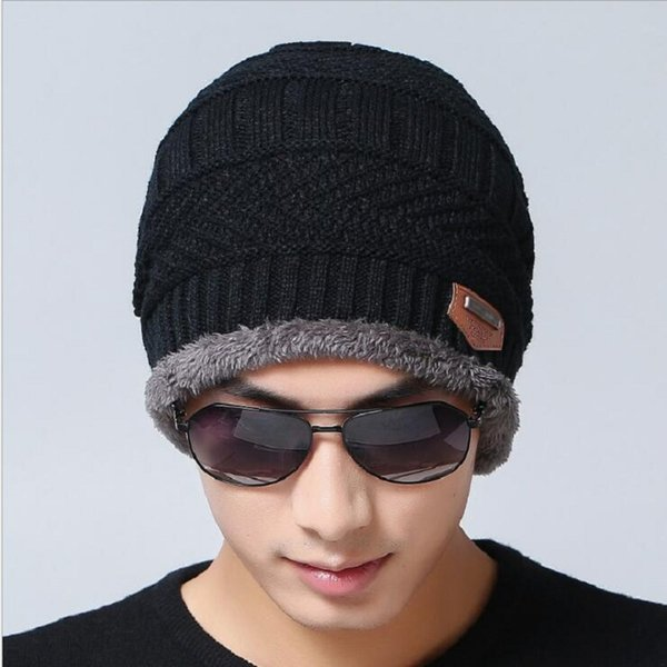 black-only hat elastic
