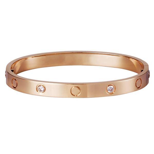 16 diamante rosa color oro No Box