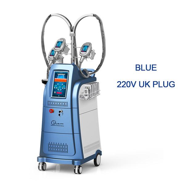 Enchufe azul 220V Reino Unido