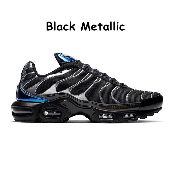 20 metálicos negros