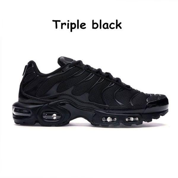 1 Triple Black 36-45