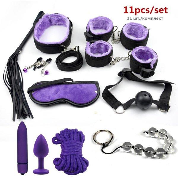 11шт Фиолетовый