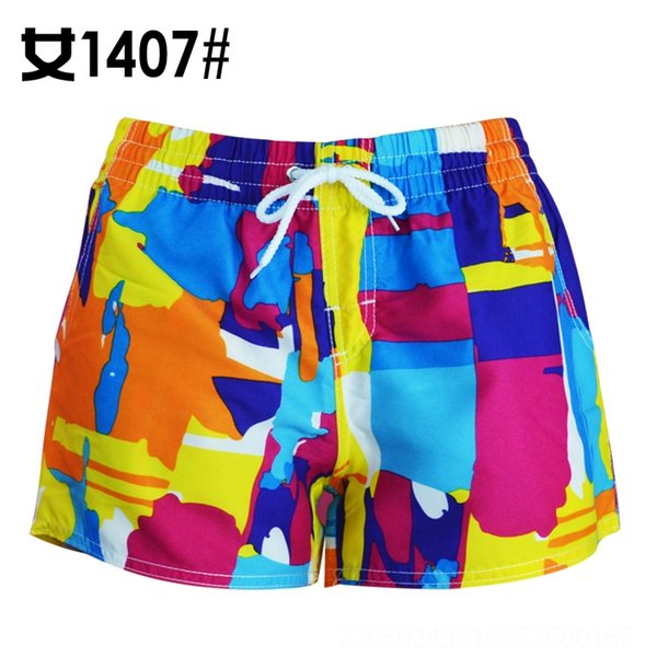 Pantalones K1407 playa femenino