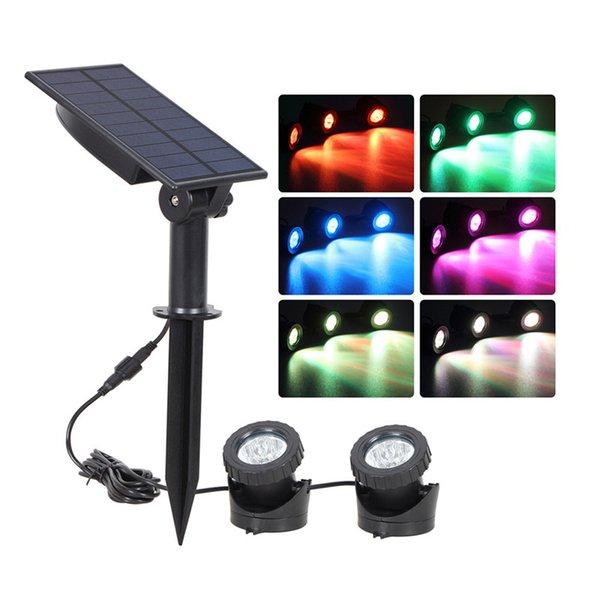Lamp holder*2 RGB