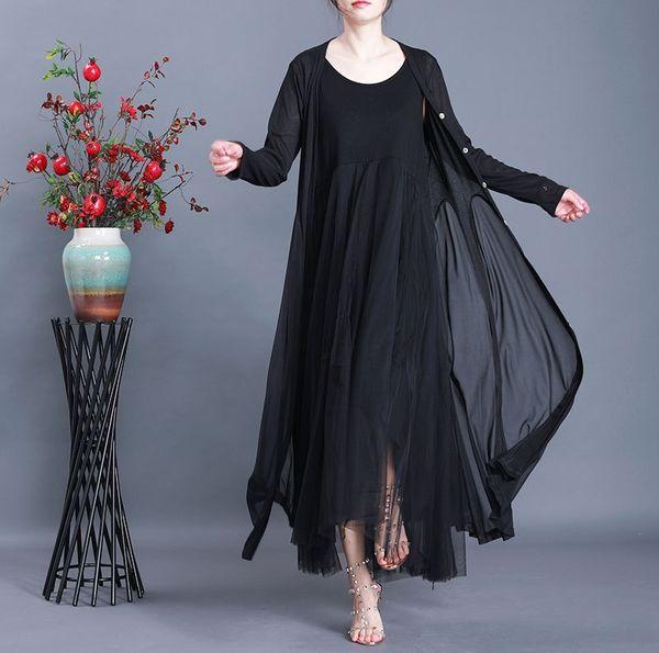 Black Lace Set en deux parties