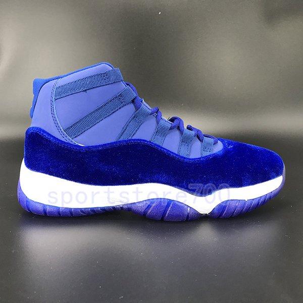 09. Velvet Heiress Azul