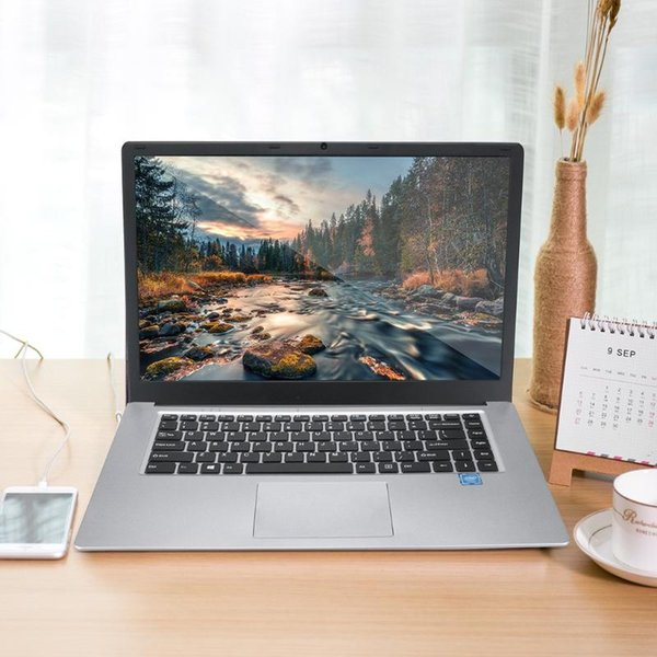 best selling 2020 NEW ARRIVAL Laptop Ultra-thin Quad-Core Laptop 15.6'' Screen Display 1920X1080P 8G+128G Windows10 Ultra-thin
