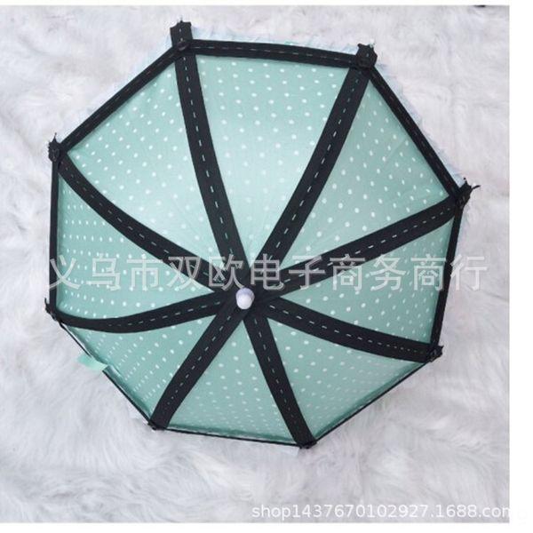 Vert 8 brins de parapluie