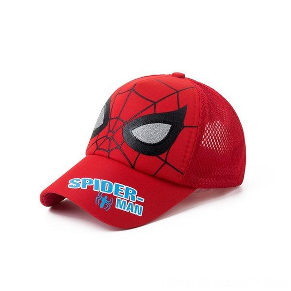El hombre Araña roja
