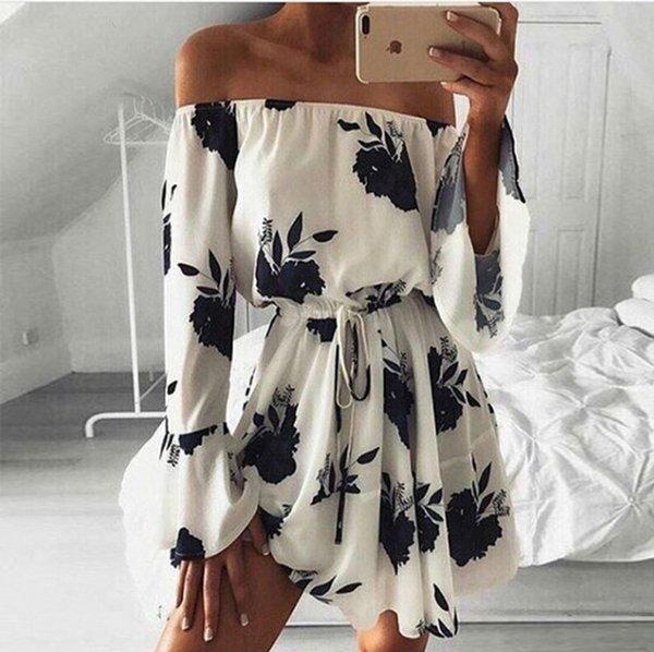Белый Черный Цветок