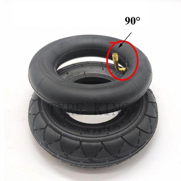 inner outer tire B