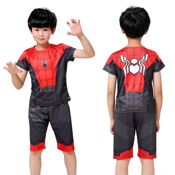 Spider-man Hero Expedition Short Sleeve