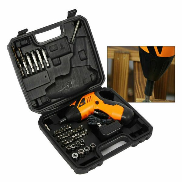 best selling 45 in 1 Wireless Cordless Electric Screwdriver Drill Rechargeable Power Tool US