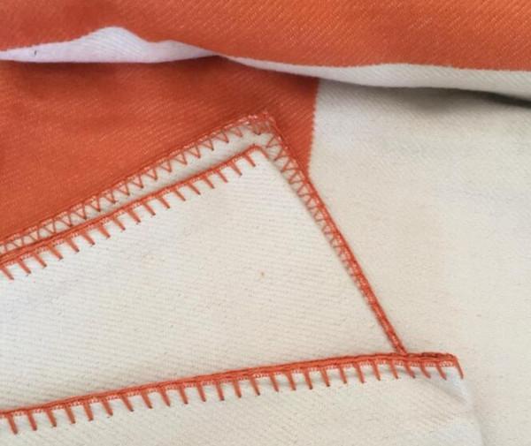 top popular Letter Blanket Soft Wool Scarf Shawl Portable Warm Plaid Sofa Bed Fleece Spring Autumn Women Throw Blankets 2021