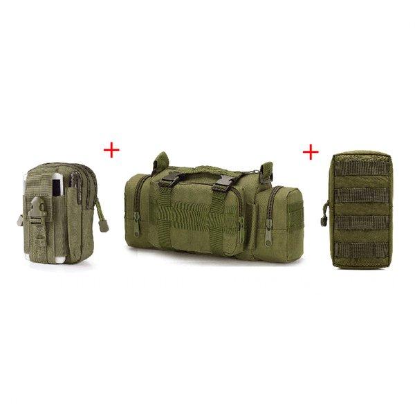 Army green-3bag