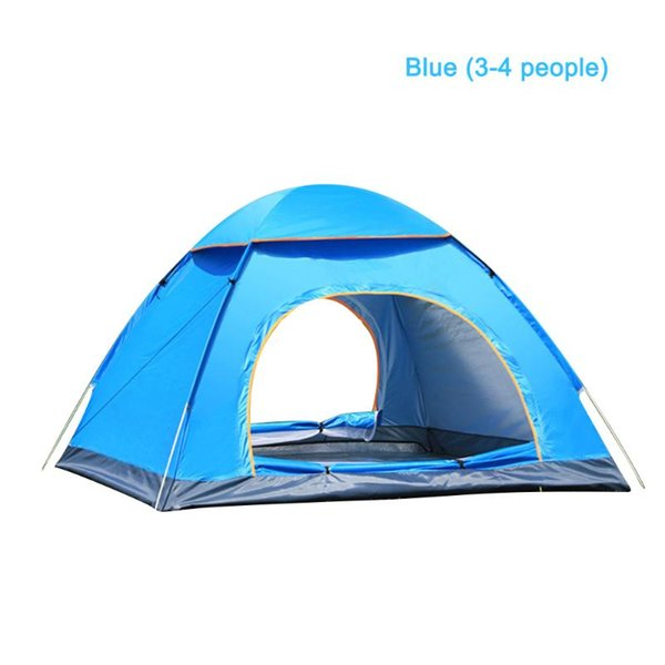 blue 3-4people