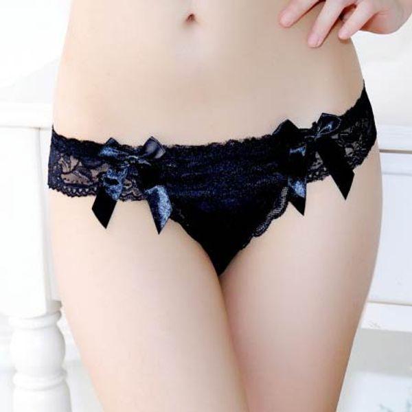 black thong 6043