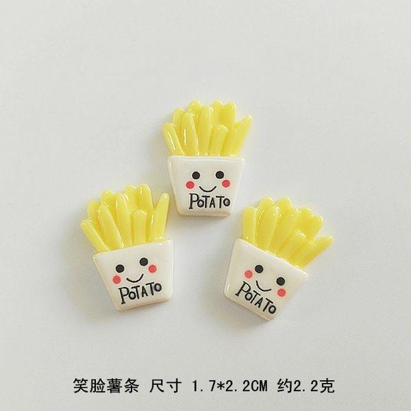 Smiley chips em tamanho e peso vê por favor