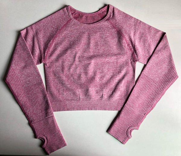 rosa Langarm