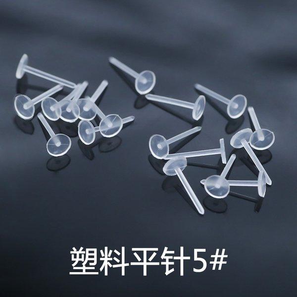 5 # Plastica piatto Needle (10.000 per confezione)