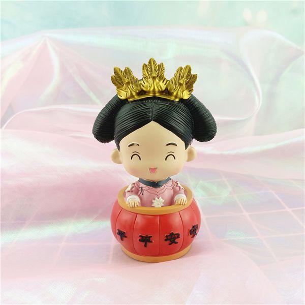 8971 rainha-Qing Series Palace