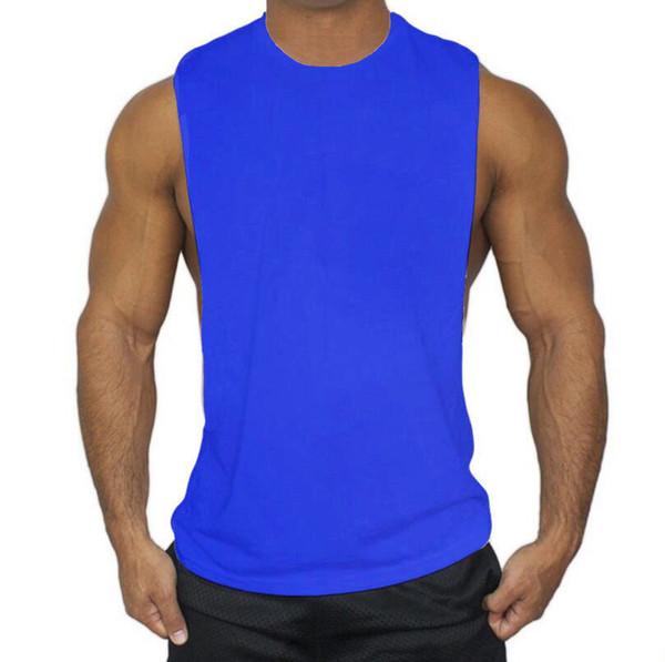 Синий Blank